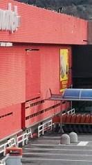 Chiuso il Carrefour a Chianocco