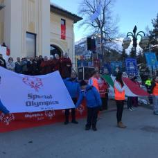 Cerimonia apertura Special Olympics