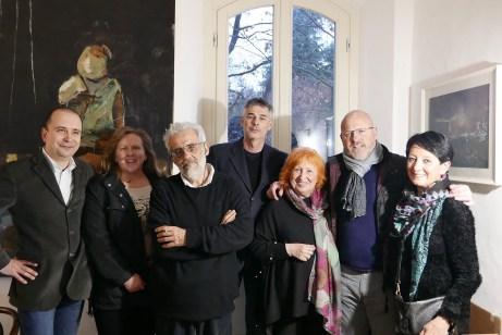 Foto di gruppo inaugurazione 18 marzo