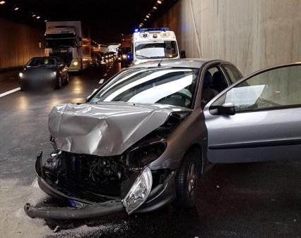 incidente in autostrada rivoli