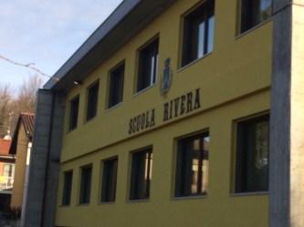 Inaugurazione scuola di Rivera