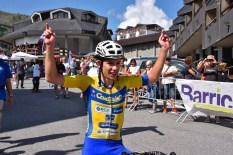 Alessandro Fancellu vittorioso a Sestriere (2)