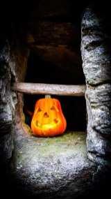 Zucca di Halloween sul Sentiero dei Geat