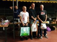 Meliga Run - Podio uomini over 50