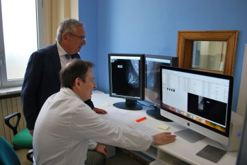 Nuovo mammografo avigliana e rivoli