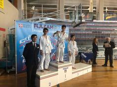 jacopo lopresti campione regionale judo 2018