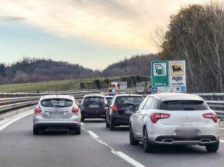 coda traffico autostradale