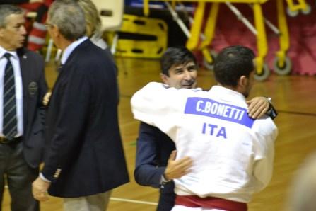 Cesare Bonetti e Roberto Borgis