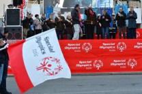 il palco delle autorità (Foto Gian Spagnolo)