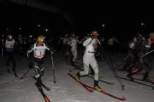 Memorial Sergio Bompard. Atleti transalpini di Modane in azione (Foto Gian Spagnolo)