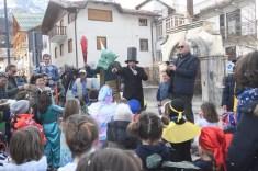 La presentazione dell'Orco Bram (Foto Gian Spagnolo)