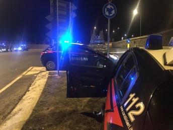 claviere carabinieri sequestro auto immatricolate