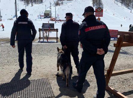 Carabinieri denuncie