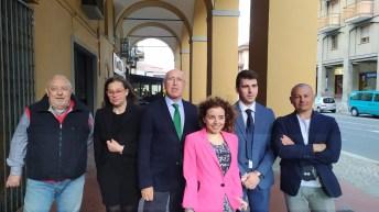 Elezioni a Susa Baccarini
