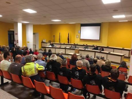 bussoleno - incontro associazioni e consiglio comunale