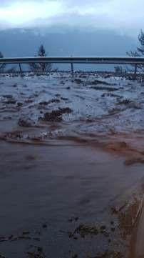 Esondazione Rio Manuel Mompantero