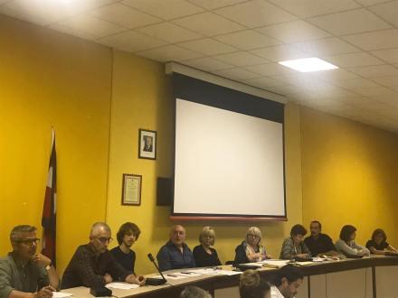 consiglio comunale bussoleno