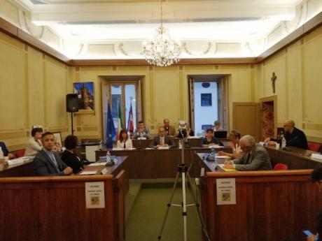 aula consiglio comunale susa