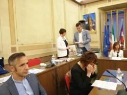 giuramento sindaco susa