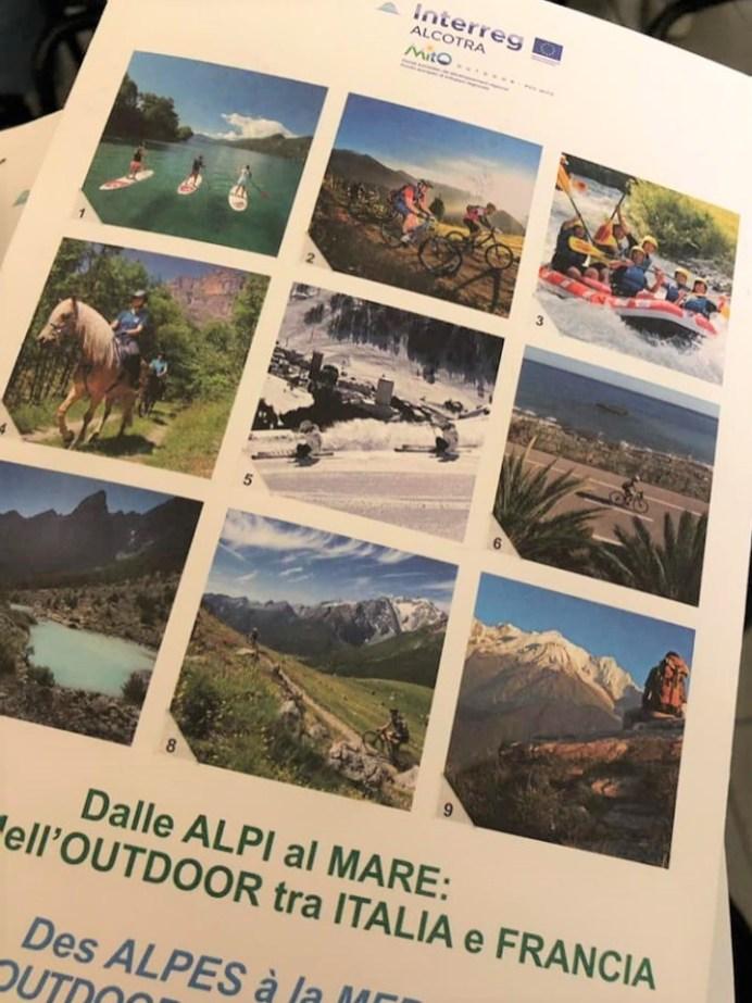 Turismo Outdoor Francia-Italia