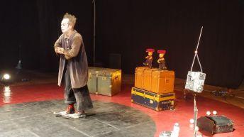 Oulx - Teatro nelle Foglie