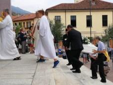 Condove - Funerali Gloria Rocci