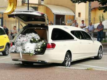 Funerale Gloria Rocci