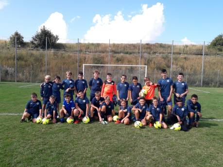 Ritiro Scuola Calcio Inizio Stagione