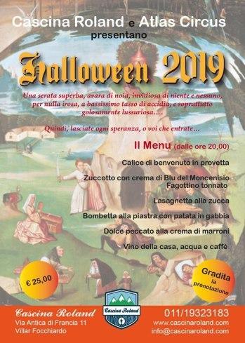 Cascina Roland - Halloween 2019