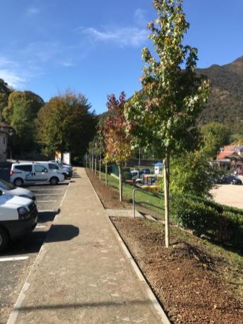 Caselette - Nuovo Marciapiede Strada Contessa (03)