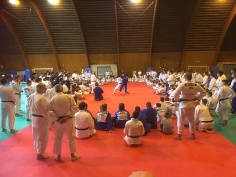 judo camp bardonecchia