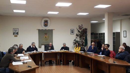 Caselette-consiglio comunale 2 marzo2020