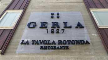 Bardonecchia - Gerla 1927 La Tavola Rotonda