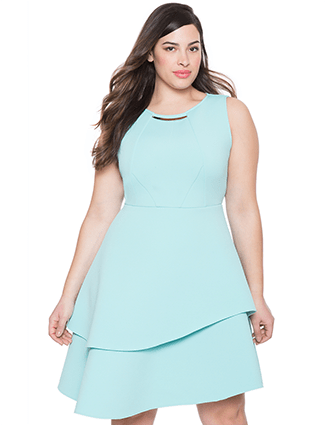 10 Pretty Plus Sizes Dresses Perfect For Wedding Season Vals Vanity