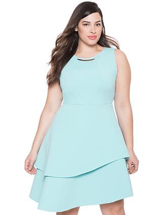 10 Pretty Plus Sizes Dresses Perfect for Wedding Season | Val\'s Vanity