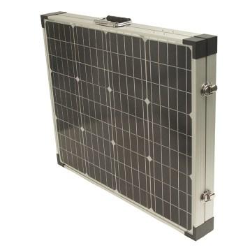 Näppärä salkku taittuva aurinkopaneeli 120 W