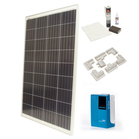 Aurinkopaneelipaketti 100 W