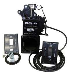 ez valve electric waste valve system 3  [ 1445 x 1500 Pixel ]