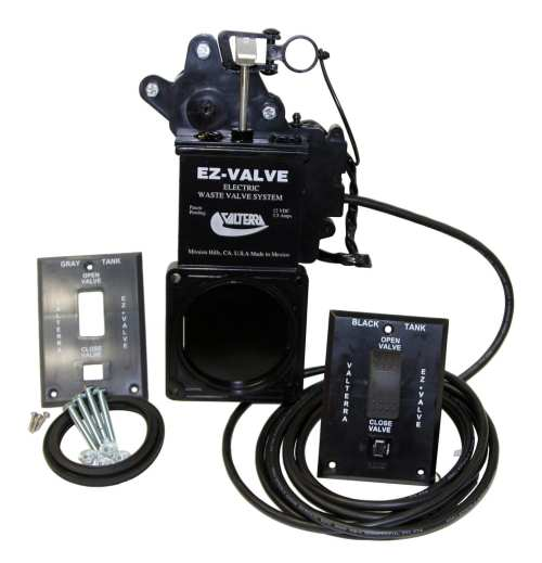 small resolution of ez valve electric waste valve system 3
