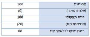 היוון תזרים מזומנים (DCF) - השקעות הוניות (CAPEX)