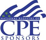 National Registry of CPE Sponsors logo