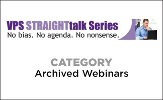 Archived Webinar Packages