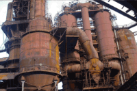 Successful Sale of SAIL ISP Blast Furnace