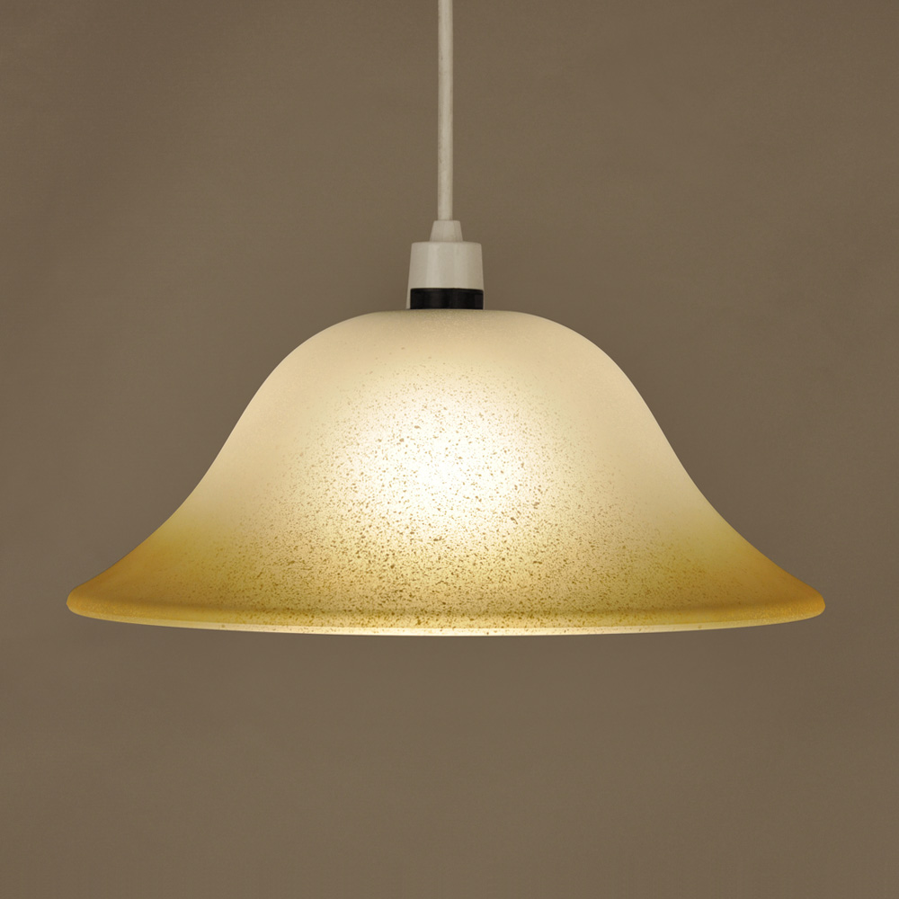Yellow Pendant Light Shade