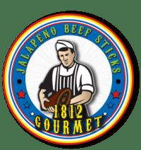 1812 gourmet JALAPENO beef sticks