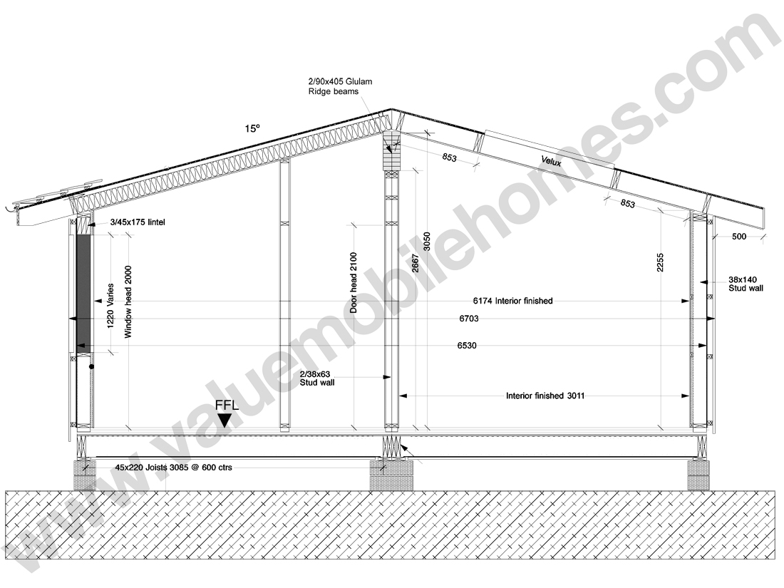 Mobile Home Specification