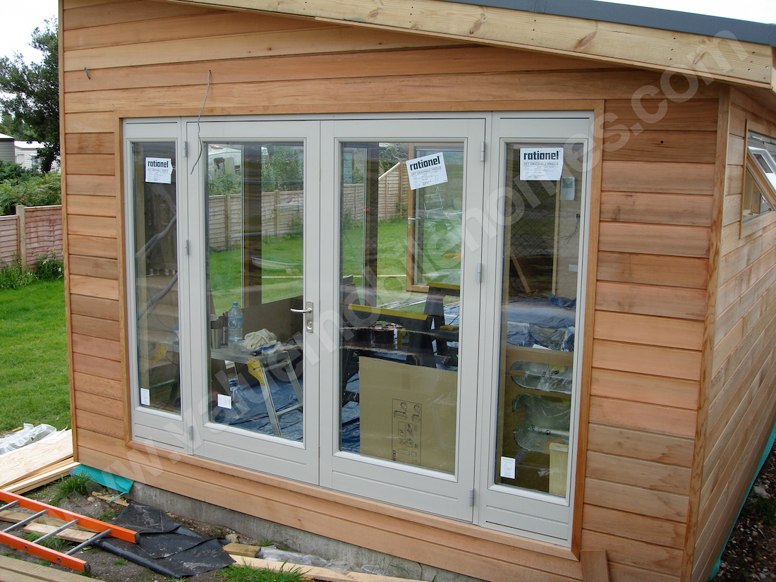 Material Specification – Aluminium Clad Softwood Windows
