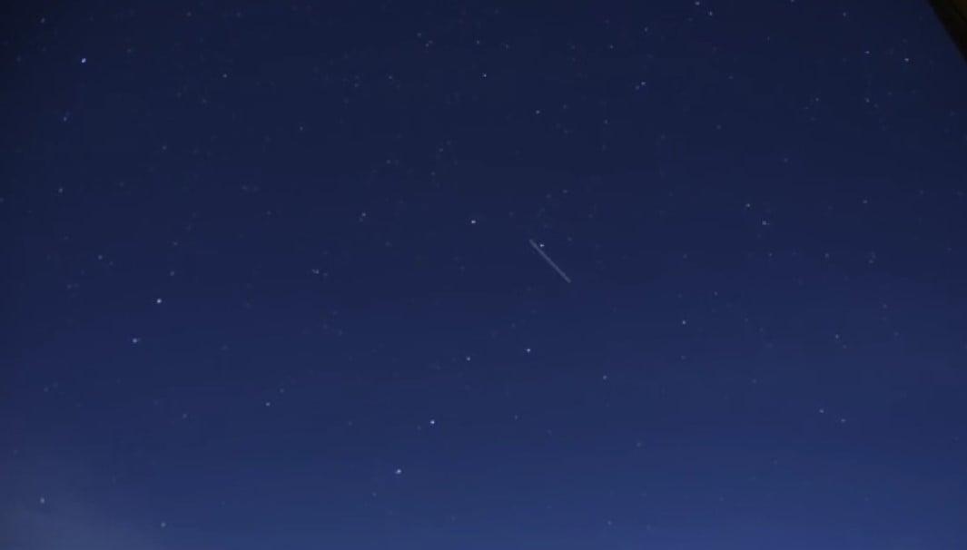 Quadrantid Meteor Shower