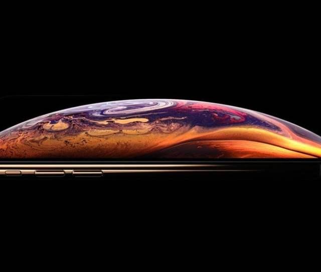 Iphone Xs Max Image Source Apple Com