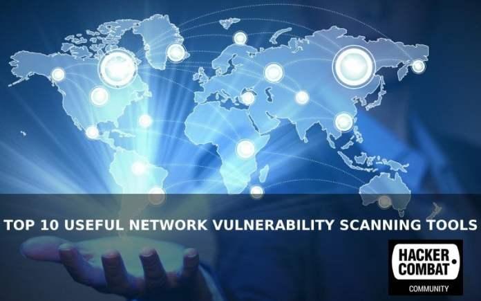 network vulnerability scanning
